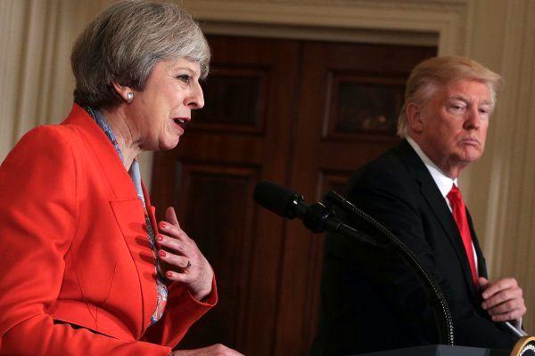 ترامپ: توافق برگزیت بهنفع روابط تجاری آمریکا- انگلیس نیست