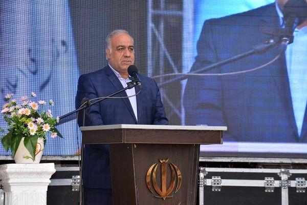راه آهن غرب گام بزرگی در توسعه اقتصاد پایدار با کشور عراق است