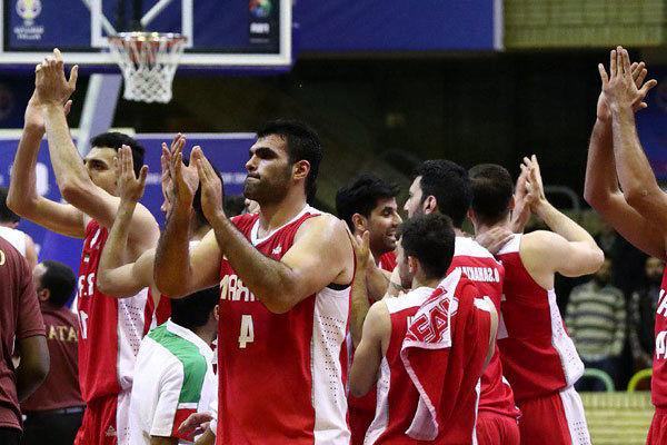 گام بلند بسکتبال ایران برای جهانی شدن