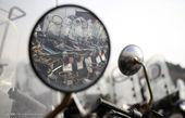 اینجا قبرستان موتور سیکلتهاست+ تصاویر