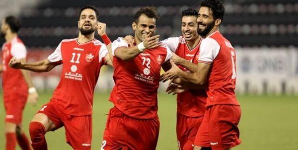 رد شکایت النصر از پرسپولیس توسط AFC