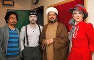 تیپ اروپایی ویشکا آسایش در دیدار با آقای روحانی+عکس