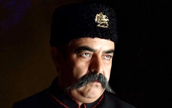 حسن معجونی در نقش ناصرالدین شاه + عکس