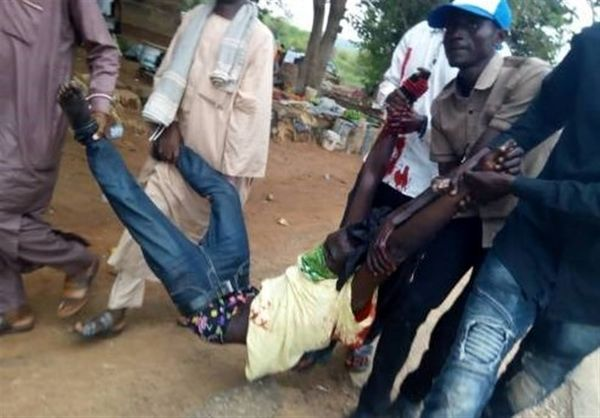 نیجریه شیعیان را به خاک و خون کشید
