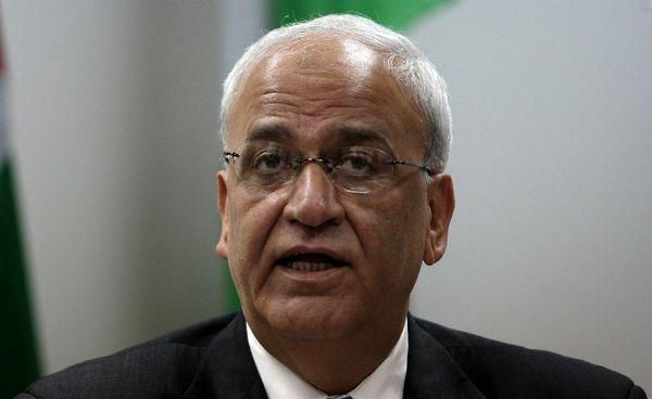 عریقات: اقدامات ترامپ علیه فلسطین، صلح را نابود کرده است