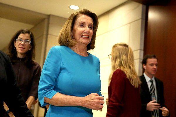 نامزد نهایی دموکراتها برای ریاست مجلس نمایندگان آمریکا تعیین شد
