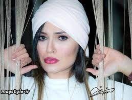 رنگ موی جدید شیوا طاهری /عکس