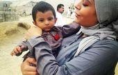 بازیگر دادلدگان در بین کودکان محروم + عکس