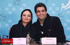 تبریک منوچهر هادی به همسرش برای روز بازیگر