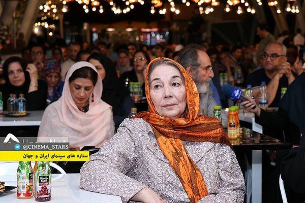 پروانه معصومی در جشن بازیگران+عکس