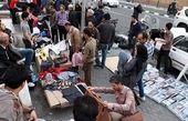 هاشمی: دستفروشان باید اجناسشان را روی دست بفروشند
