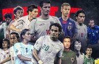 درخشش آسیایی 5 فوتبالیست ایرانی+عکس