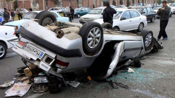 بعد از تصادف چه اقداماتی باید انجام داد؟
