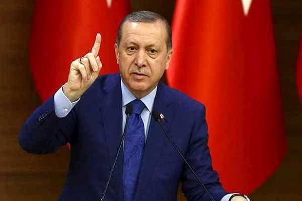 اردوغان: به همکاری با ترامپ در موضوع سوریه ادامه میدهیم