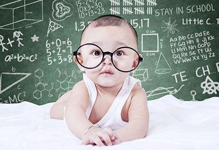 روش هایی برای تشخیص هوش نوزادان