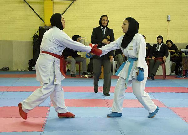 برنامه تیم ملی کاراته زنان برای مسابقات لیگ جهانی