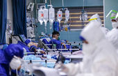 آمار کرونا در تاریخ ۹ اردیبهشت/ فوت ۳۸۵ بیمار کووید۱۹ در کشور