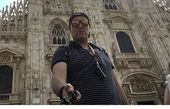 امیریل ارجمند و کلیسایی دیدنی در ایتالیا