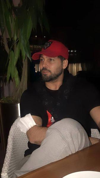 دانیال عبادی در یک رستوران لوکس + عکس