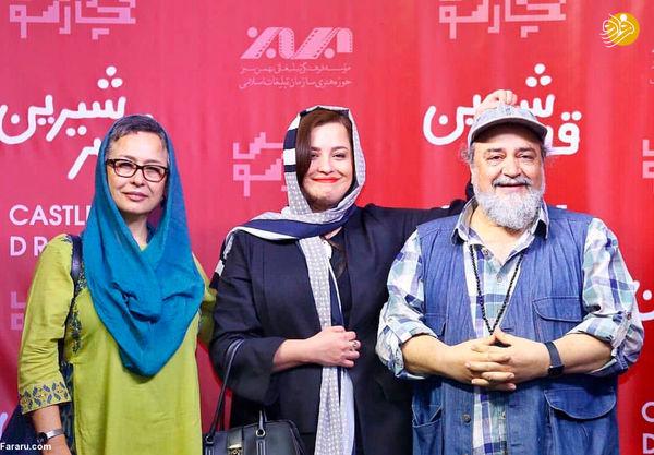 طلاق موفق شریفی نیا و همسرش+عکس