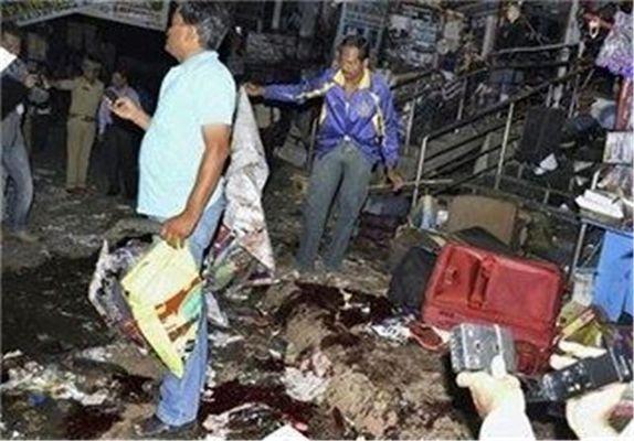 انفجار در هند ۱۵ کشته برجا گذاشت