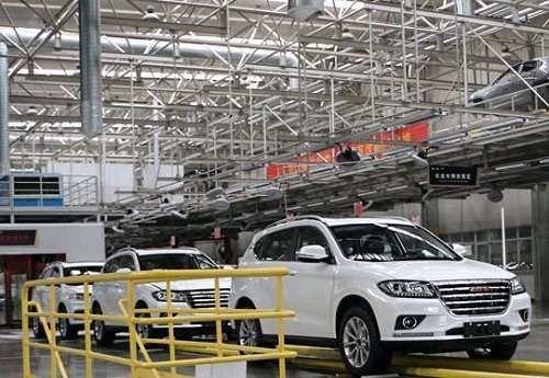 به صدا درآمدن آژیر قرمز در خط تولید خودروسازی گروه بهمن + آمار تولید