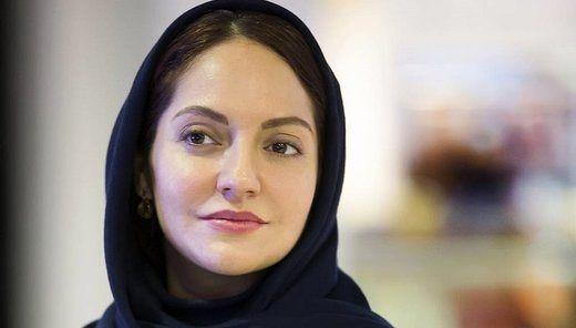 انتشار نخستین عکس از مهناز افشار در «آشفتهگی»