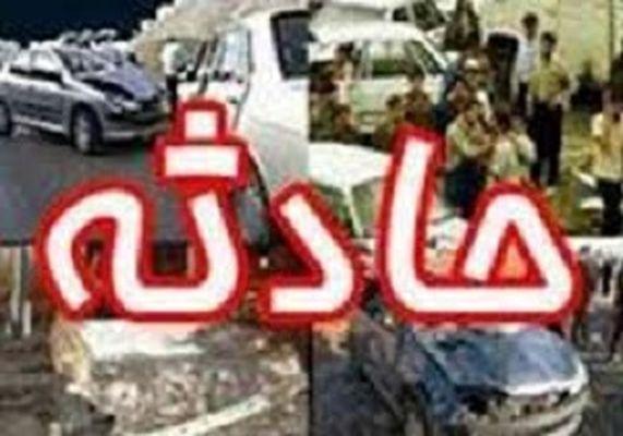 4 کشته و 9 زخمی در سانحه رانندگی شهر خاش