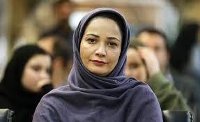پوشش خواهر محسن تنابنده در یک مراسم + عکس