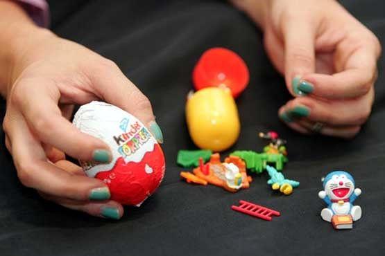 خوردن توپ پینگ پنگ به جای تخم مرغ دردسرساز شد !