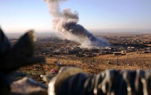 ائتلاف آمریکایی غیرنظامی ها در سوریه را به خاک و خون کشید