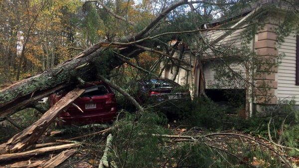تلفات طوفان در ایتالیا به 29 تن رسید