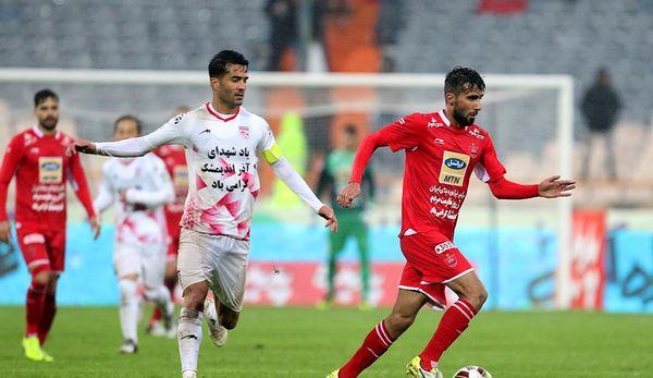 ۳ بازیکن تراکتورسازی در تهران ماندنی شدند