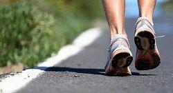 اشتباهات رایج در هنگام پیادهروی