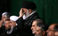 برگزاری مراسم عزاداری شب عاشورای حسینی(ع) در حضور رهبر انقلاب
