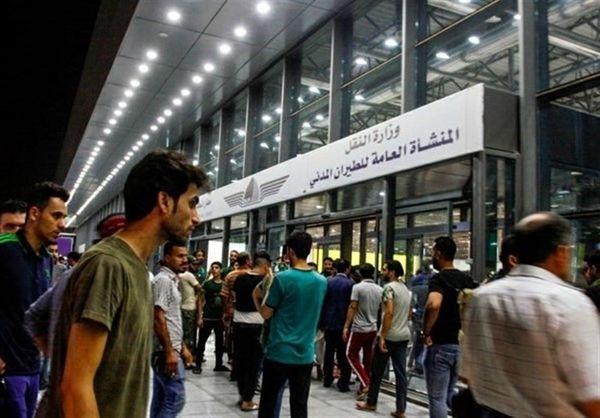 تاخیر متعدد پروازهای ایرانی در مسیر نجف