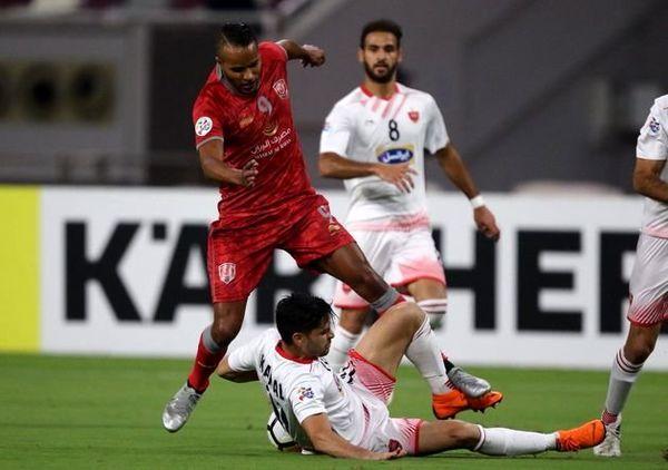 اعلام موافقت رسمی AFC با تغییر زمان پرسپولیس - الدحیل