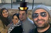 حدیثه تهرانی و همسرش در یک مراسم تولد + عکس