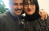 ارژنگ امیرفضلی با گریمی زنانه + عکس