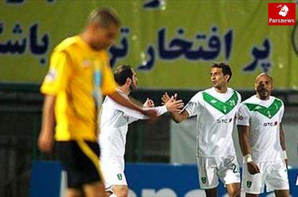 ناکامی فوتبال ایران تکمیل شد