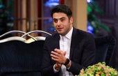 چهره پریشان مجری مشهور ایرانی/ عکس