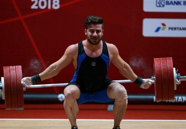 بازگشت کیانوش رستمی به تیم ملی وزنهبرداری با شرط و شروط