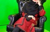 بیت زلال خانم مجری برای هوادارانش+عکس