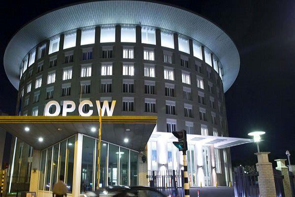 درخواست مسکو از واشنگتن برای از بین بردن ذخایر سلاح شیمیایی