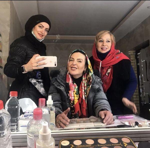 گریمورهای خانم بازیگر + عکس