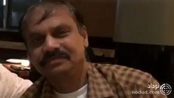 مرگ وحشتناک این مرد 61 ساله هندی هنگام خروج از آپارتمانش