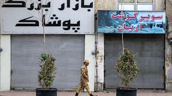 تعطیلات تهران کرونا را کنترل می کند؟