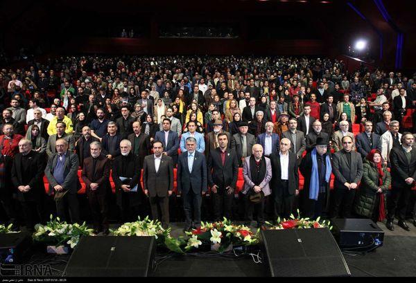 فیلم:: اتفاقی عجیب در افتتاحیه جشنواره فیلم فجر