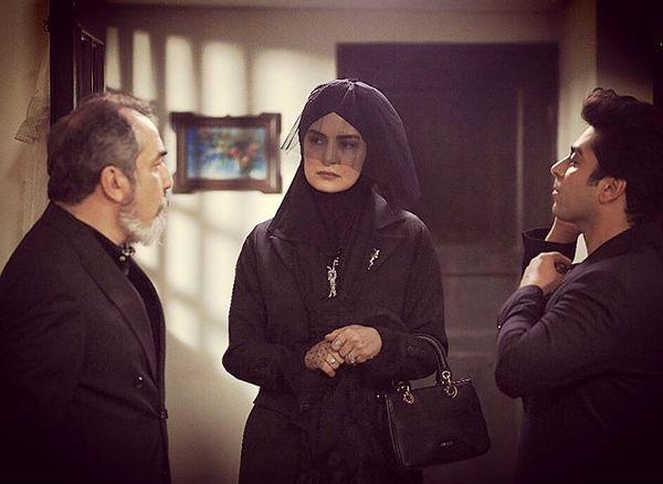 حضور مریم شیرازی در صفر ۲۱ + عمس