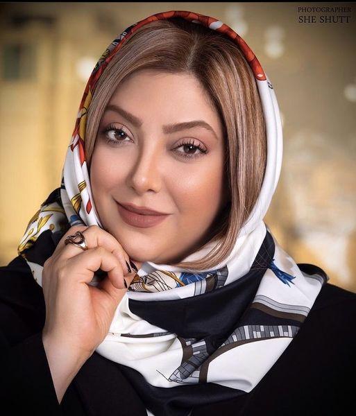 ظاهر شیک مریم سلطانی + عکس